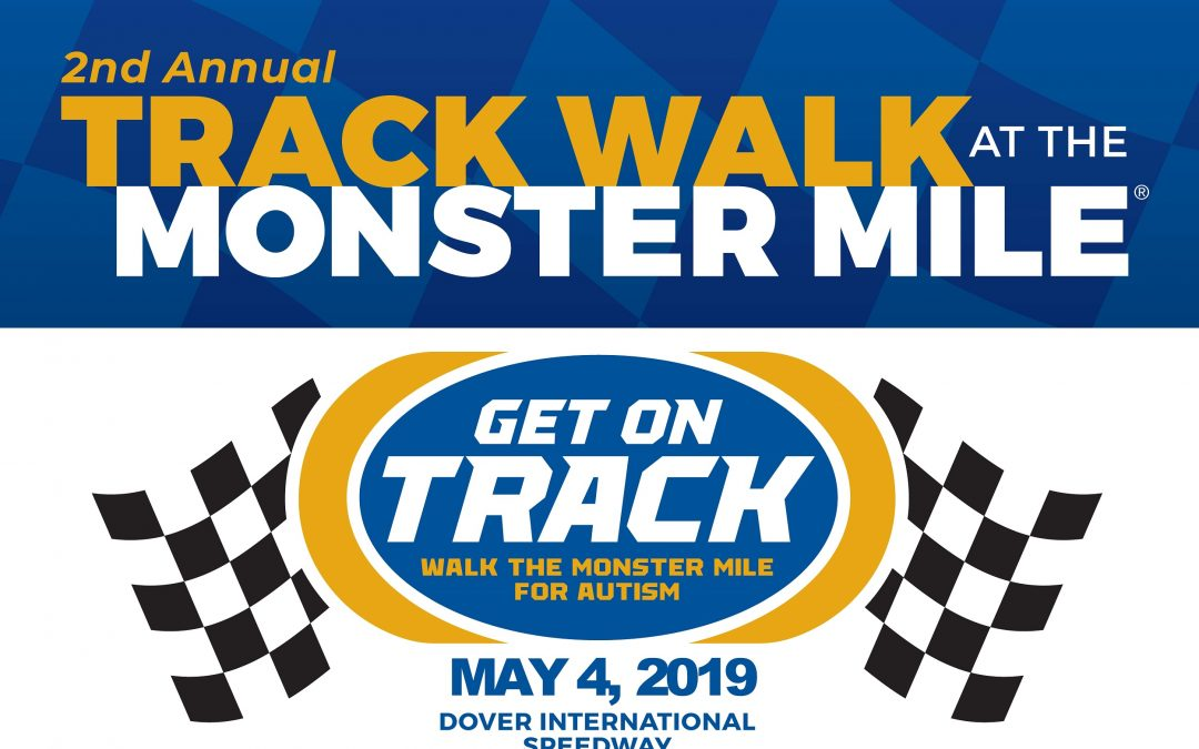 Track Walk At The Monster Mile