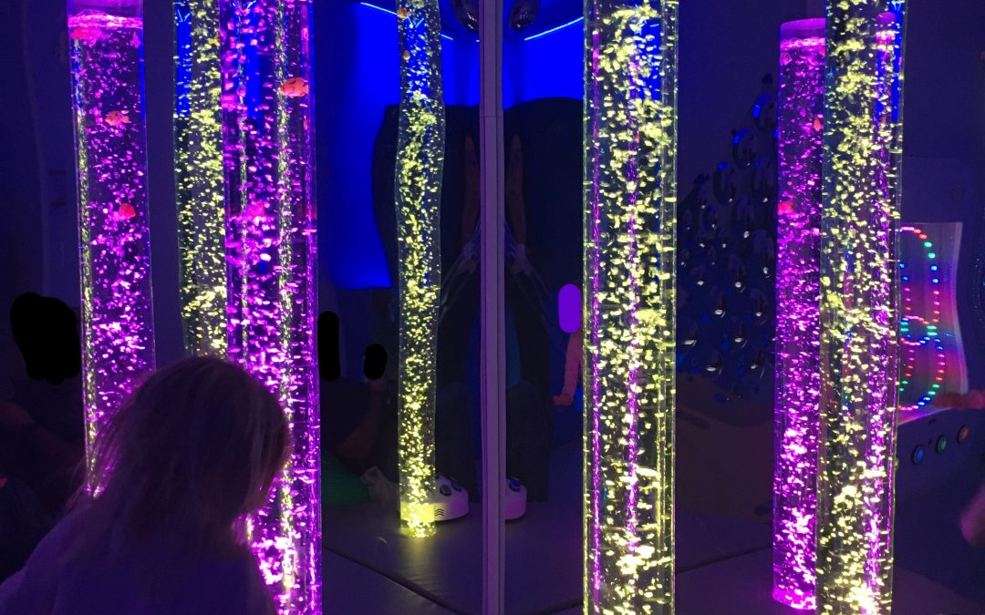 Rte. 9 Library Sensory Room: Open Hours