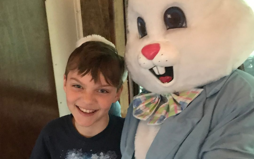 Bunny Train Ride – EVENT CANCELLED